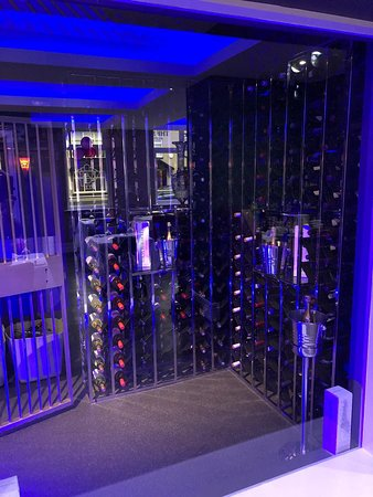 Bonds wine cellar 😊