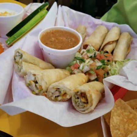 Catalina, AZ : Chuy's Great Appetizers