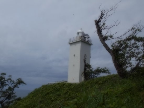 Kasamisaki Lighthouse