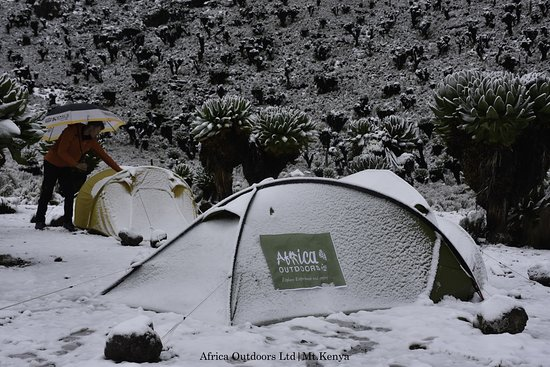 Национальный парк Маунт-Кения, Кения: mount kenya