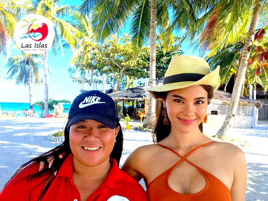 Carles, Филиппины: In October 2018, Las Islas Travel and Tours was the ground handler of Miss Universe 2018 Catriona Gray in Gigantes Islands.