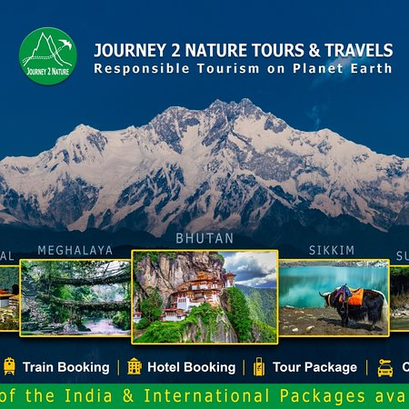 """Chinsurah, India: We would like to introduce ourselves as """"Journey 2 Nature Tours & Travels"""" is an innovative & travel company in India, offering various forms of services in the field of Tourism and Hospitality Industry.  We excel into designing tailor made tour packages for domestic, inbound and outbound tourists. We offering Holiday Packages, Hotel Booking, Car Rental, Flight & Train Tickets in lowest price without compromised the quality of service."""