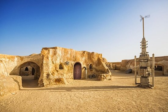 Halve dag Star Wars-filmset Locaties ...