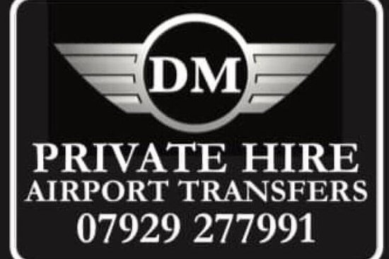 ‪DM PRIVATE HIRE CARS‬