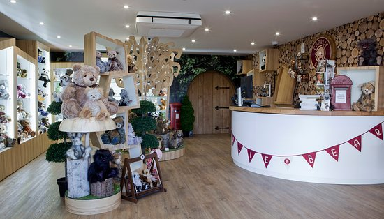 The Charlie Bears Gallery & Shop