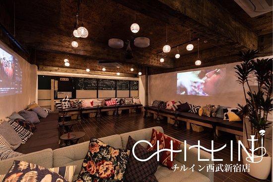 Chillin Seibu Shinjuku
