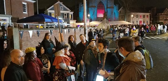 The Salem Witch Walk - 2019 All You Need to Know BEFORE You