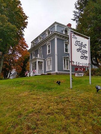 Talbot House Inn, East Machias, Maine