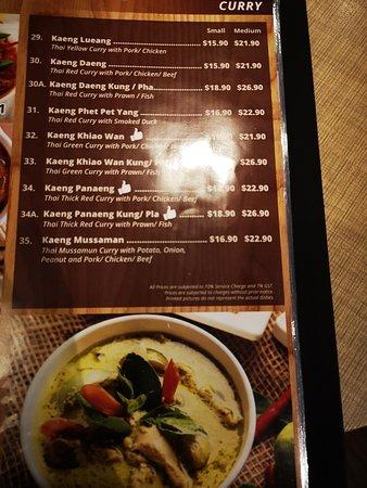 Authentic Thai