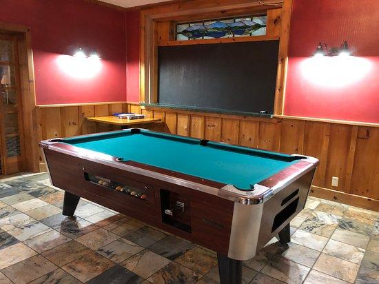 Lake Placid Summit Hotel: Game room_2