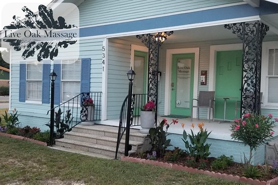 Live Oak Massage