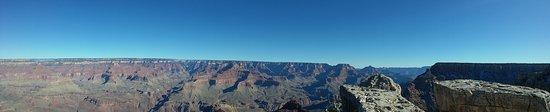 Hualapai Reservation, AZ : Road trip: Grand Canyon