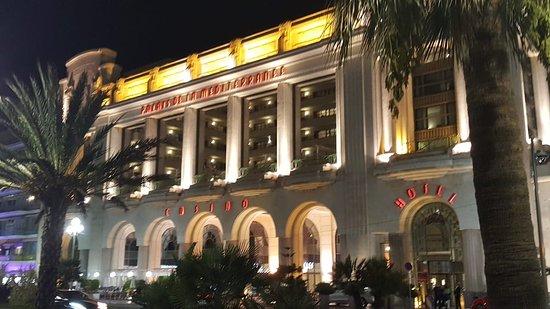 Palais de mediterranee nice casino harrahs casino north carolina