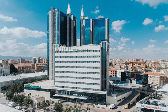 Agalia Hotel, hoteles en Murcia