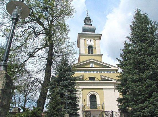 Sanktuarium Matki Bozej Opiekunki i Krolowej Rodzin w Makowie Podhalanskim