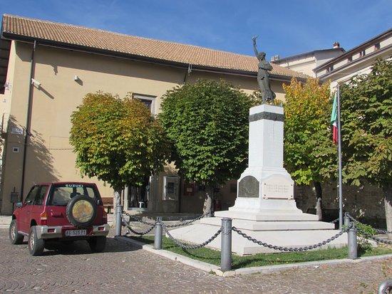 Monumento ai Caduti di Rivisondoli nella Grande Guerra