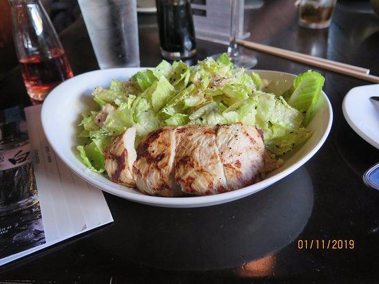 P.F. Chang's: Ceasar salad