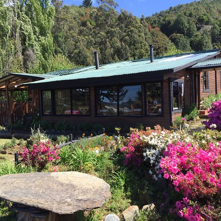 Corral, Chile: Restaurant de excelente nivel