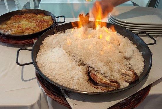 imagen Restaurante Amar en Castelldefels