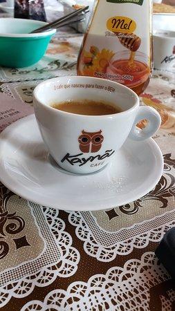 caffè verde caseiro