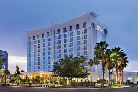 Hotel Alba Tampa, Tapestry Collection by Hilton Hotel
