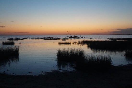 Innamincka, Australia: Dawn Coongie Lakes