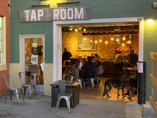 Great microbrewery/taproom