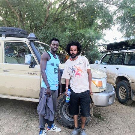 Omo-Turkana Tours crew