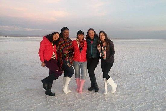 Salar de Uyuni de 3 días y 2 noches...