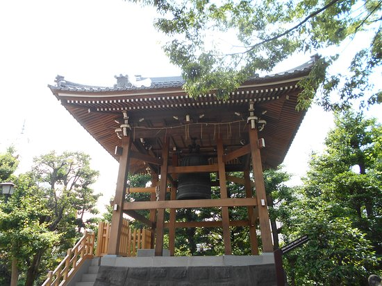 Senso-ji Temple Bentendo