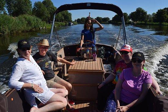 Experiencia en barco al aire libre de...