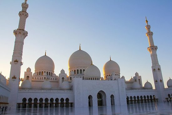 Volledige dag Abu Dhabi City Tour
