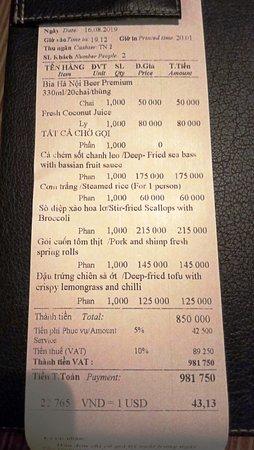 Cau Go Vietnamese Cuisine Restaurant: Cau Go