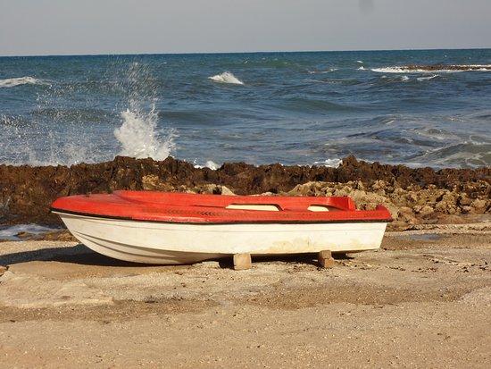 Marina Di Ostuni, Italie : L'estate è finita...