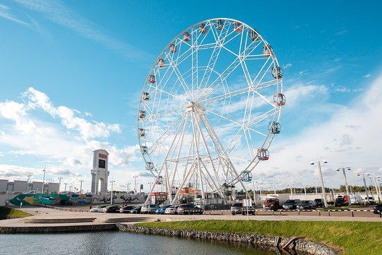 Ferris Wheel Music Wheel