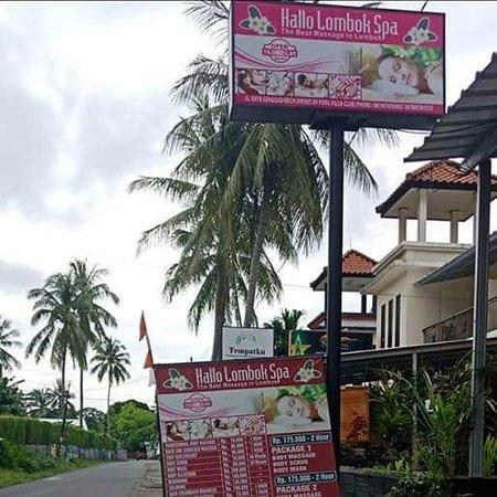 Halo Lombok Spa
