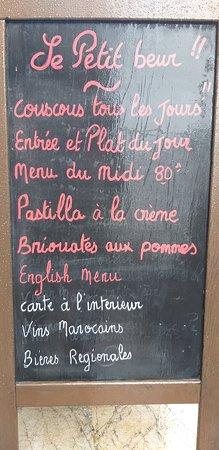 le petit beur: Au restaurant #lepetitbeur