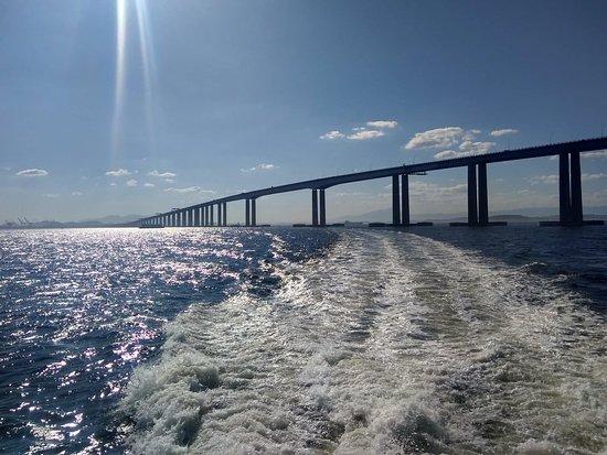 Catamaran Ride in Rio de Janeiro - Rio Boulevard Tour: Ponte Rio-Niterói