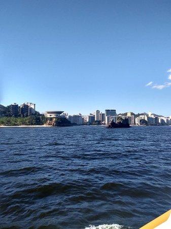 Catamaran Ride in Rio de Janeiro - Rio Boulevard Tour: MAC