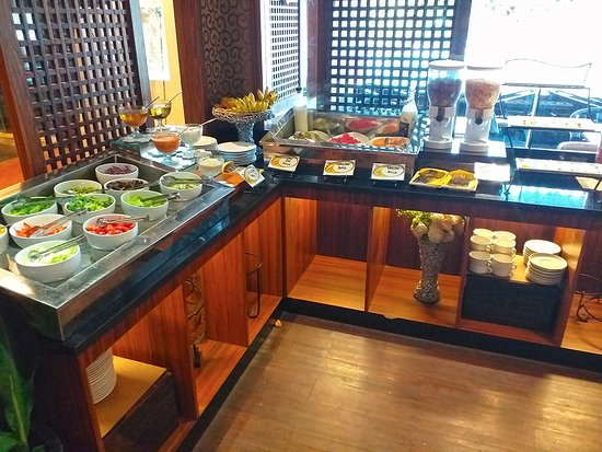 Best Western Senayan Breakfast Picture Of Chill In Cafe