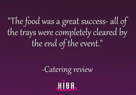 Hiba Street Catering