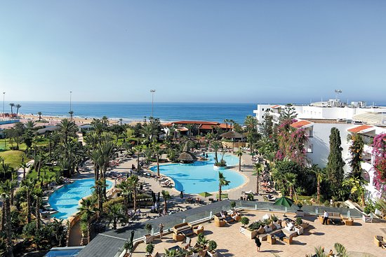 Hotel Riu Tikida Beach Updated 2021 Prices Resort All Inclusive Reviews Agadir Morocco Tripadvisor