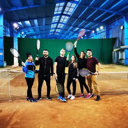Galati County, Romania: #tenis de camp