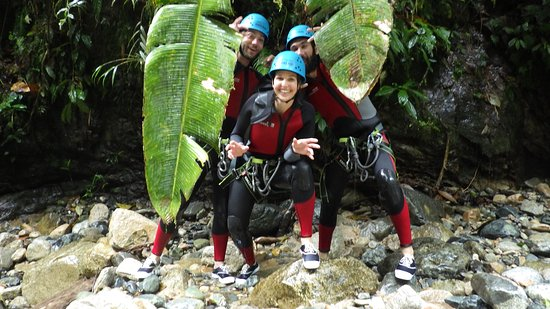 Tours Canyoning in Banos