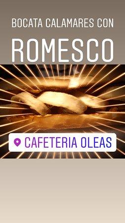 Cafeteria Oleas: Bocata 🌟