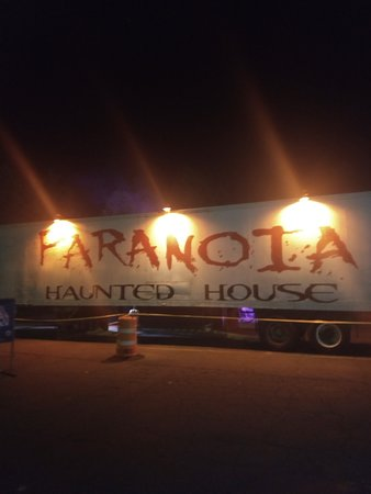 Paranoia Haunted House