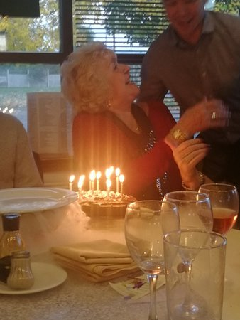 Mum's 75th birthday