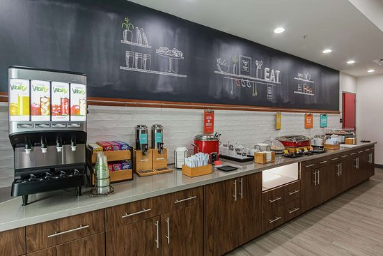 Oak Grove, KY: Breakfast Area