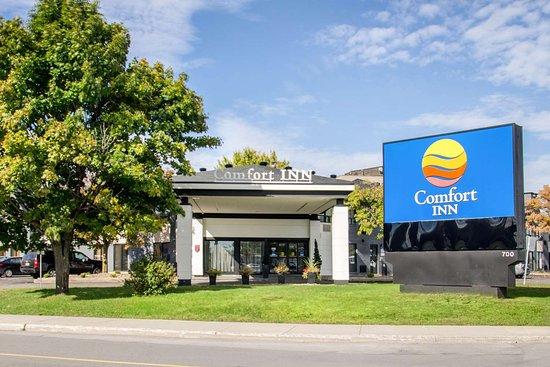 Comfort Inn Montreal Aeroport, Hotels in Pincourt