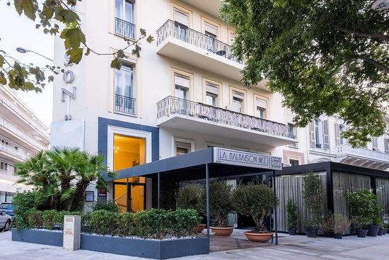 La Malmaison Nice Boutique hôtel, Hotels in Nizza